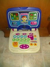 Keenway My First Laptop - White Music Kids Toy Computer Early Learning