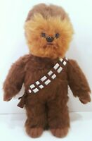 STAR WARS PLUSH MINI BACKPACK CHEWBACCA FIGURE STUFFED TOY DISNEY 15 INCH TALL