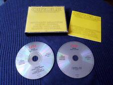 2xCD CIRCLE Paris-Concert Braxton Chick Corea David Holland Barry Altschul ECM