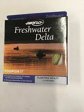 AIRFLO FRESHWATER DELTA FLOATING WF6/7F LITCHEN GREEN FLY LINE