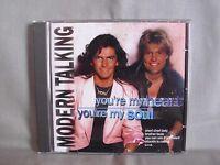 Modern Talking- You´re my Heart you´re my Soul- BMG 1999- lesen
