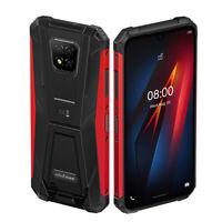 "Unlocked Rugged 4G Smartphone 6.1"" OctaCore Dual SIM 64GB 5580mAh Waterproof NFC"