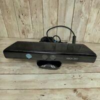 Genuine Microsoft XBOX 360 Kinect Sensor Bar Model 1414 Black