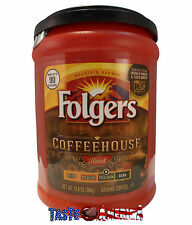 Folgers CoffeeHouse Blend Medium Dark Roast Ground Coffee 306g
