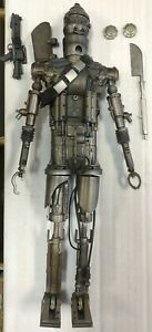 SIDESHOW IG-88 DELUXE Sixth scale Scum & Villainy toy Star Wars hot Collectibles