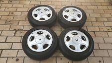Org. VTEC Felgen wheels Alufelgen 5,5*14 ET50 4x100 Honda CRX EE8 ED9 CIVIC EE9
