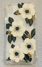 Gviewin Case IPhone XR. Pear Blossom / White. Clear. Case Lanyard Included. NEW.