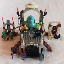 LEGO Star Wars Jabba's Palace (Complete Set) - (4475,4476,4480) *Please Read*