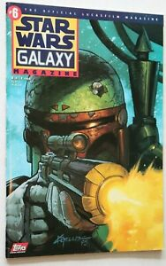 Star Wars Galaxy Magazine #6 Winter 1996 Official Lucasfilm Magazine Topps