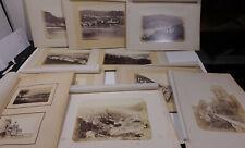 Sammlung - Heidelberg und Umgebung - Original Fotografien um 1860