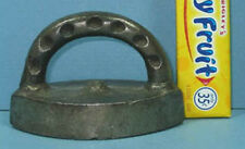 "OLD SMALL TOY IRON SOLID CAST IRON 2 3/4"" LONG CI 866"
