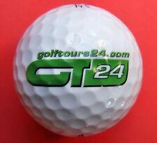 Pelota de golf con logo-golftours 24-golf logotipo pelota logotipo balones como recuerdo regalo