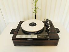 "GARRARD 401 9"" Piano MAKASSAR Plinth Zarge (without turntable/tonearm!)"