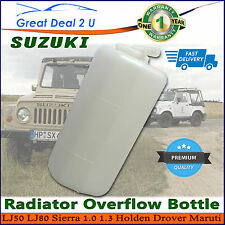 Radiator Overflow Bottle for Suzuki LJ50 LJ80 Sierra SJ413 Maruti Holden NB Tank
