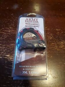 Army Painter Hobby Supplies - Rangefinder Tape Measure