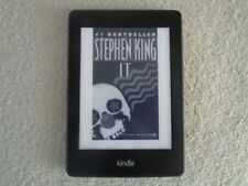 Amazon Kindle Paperwhite 6th Generation e-book Reader Wi-Fi + 1200 books