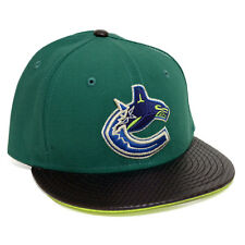 Vancouver Canucks NHL Projector Neon Snapback Hat