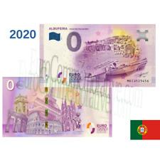 Billet Touristique Euro Souvenir '' Albufeira '' 2020