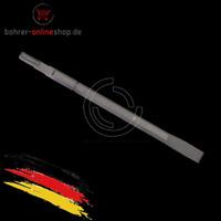 Flachmeißel flacher Meissel 25x400mm für Bosch 19mm Sechskantschaft mit Bund
