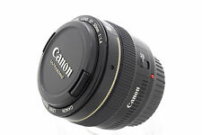 Canon EF 50mm F/1.4 USM Prime Lens Good+ Condition Just Serviced #809