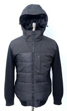 $1240 NWT Paul & Shark Yachting Black Primaloft Hooded Puffer Coat Jacket L