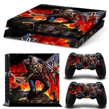 Zombie Soldier PS4 Protective Skin Sticker Set Console and 2 Controllers - #542