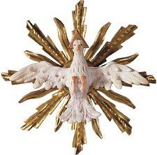 SPIRITO SANTO CON GLORIOSA - Holy Ghost with RAYS - Espiritu Santo cm. 15x18