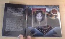 2016 Canada 25 Cents 3D Coin – Batman v Superman: Dawn of JusticeTM Wonder Woman