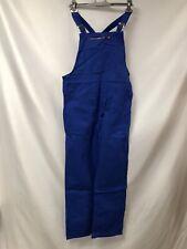 Salopette de Travail Homme RenfortPlus Taille 46 Couleur Bleu Neuf !!!!!