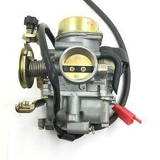 Carburetor Carb 250c Scooter Moped Motor 30mm YP250 For Yamaha Majesty 250 CVK30