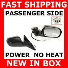 NEW MIRROR 98-02 HONDA ACCORD 2 DOOR COUPE PASSENGER SIDE RIGHT POWER RH