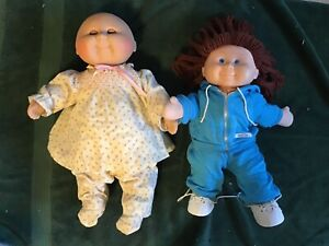 Happy Kids cabbage patch clone dolls