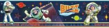 Disney Toy Story Buzz Lightyear 3-D with Glasses Peel & Stick Border DS026458