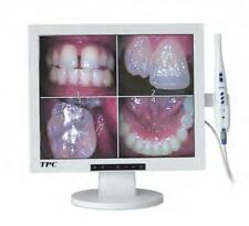 "TPC Dental Products 17"" LCD Multimedia Monitor w/ AIC5855A CORDED Camera Combo"