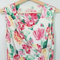 [ DIANA FERRARI ] Womens Floral Print Dress | Size S or AU 10