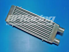 450mm x 230mm x 65mm SAME SIDE FRONT MOUNT TURBO ALUMINUM INTERCOOLER