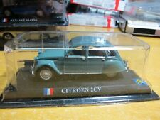 delPrado - Scale 1/43 - CITROEN 2VC - Mini Toy Car