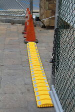 Portable Speed Bump 10ft. Heavy Duty with carrying case
