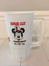 Disney World Downtown Disney Empress Lilly Children's Mug Vintage