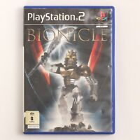 Bionicle for Sony PlayStation 2 (PS2 Game) [PAL]