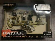 STAR WARS Battle Above The Sarlacc Battle Pack 2006 Figure Set Boba Fett