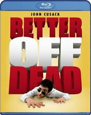 Better Off Dead [Blu-ray] John Cusack discs:1 (97 minutes) Romance Free Shipping