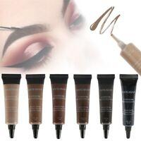 Eyebrow Cream Eye Brow Tattoo Tint Dye Gel Waterproof Long Lasting Makeup Beauty
