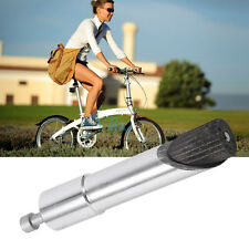 25.4mm Silver A-Head to Quill Adaptor Mountain Bicycle Stem Extender Adapter