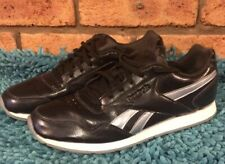 Reebok Royal Glide Classic Casual Fashion Sneakers Trainers Black USA 11 UK 8.5
