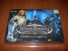 KING´S BOUNTY THE LEGEND COLLECTOR EDITION PC (EDICIÓN EUROPEA PRECINTADO)