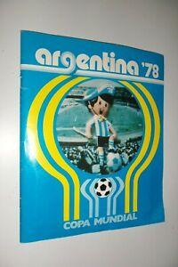 """EDIZIONE GAZZETTA DELLO SPORT - """" ARGENTINA 78 """" - ALBUM COMPLETO - BELLO !!"""