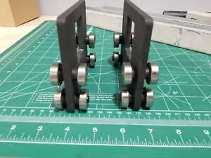 1-5/8 Strut Channel Trolley CUSTOM MADE X ,Y axis track system  Unistrut P2949