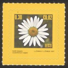 Estonia 2007 Ox-eye Daisy/Oxeye/Flowers/Nature/Plants 1v s/a (ee1092)