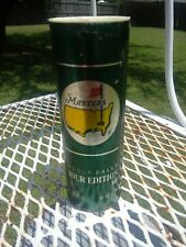 VINTAGE SPALDING MASTERS TOUR EDITION 90 GOLF BALLS TUBE OF 3 PROFESSIONAL